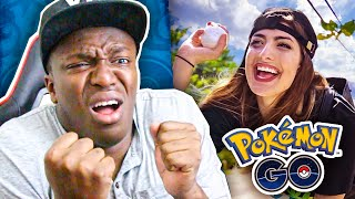 POKEMON GO CRINGE