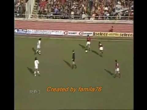As Roma-Torino Calcio 2-1 (Maldera, Dossena, Pruzzo) stagione 1983-84