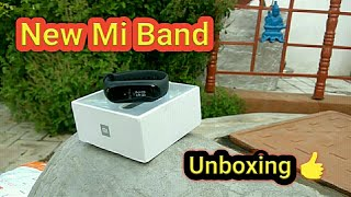 New Mi Band Unboxing 👍 Mi Ka Nya Band Unboxing Watch on Your Mobile, Computer, Laptop 👌