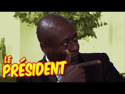 Le président – Extrait du film «Les Aventures de Captain Brackmard»