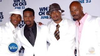 Damon Wayans Talks Growing Up In A Family of Comedians,