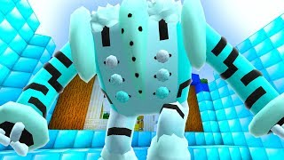 Minecraft Pixelmon ? DIAMOND AURA REGIGIGAS! (Minecraft Pokemon Mod) #7