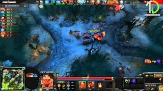 VG vs IG - Game 1 - Chung kết tổng - Starladder 12