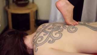 Ashiatsu Oriental Bar Therapy® at Mudra Massage