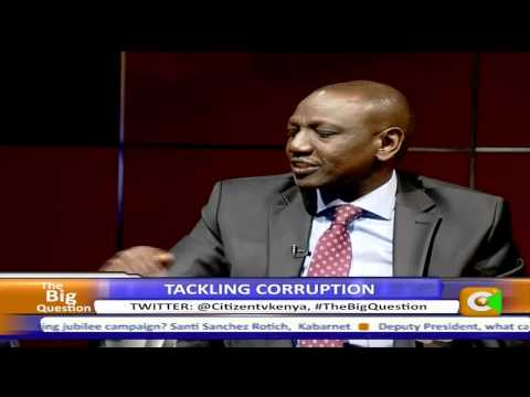 DP Ruto Answers The Big Questions