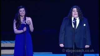 Jonathan & Charlotte Video - Jonathan & Charlotte perform The Prayer LIVE!