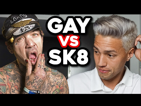 GAY BASHING LEGENDARY SKATERS?!
