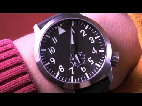 Maratac Pilot Watch