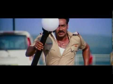 Singham Fight Scene - Funny Greek Subs
