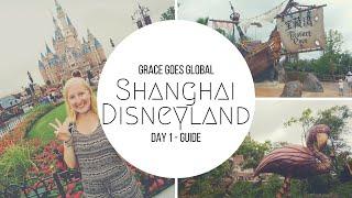 Shanghai Disneyland Guide - Day 1
