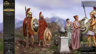 O. A. D. Alpha - 1 vs KI (Sparta vs Britonia) HD Deutsch