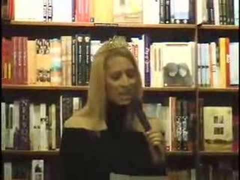POETRY SEX SCANDAL at Barnes & Noble (Live Recording). You Can Read Love, ...