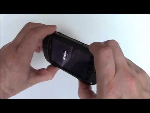 How To Hard Reset A Casio G'zOne Commando Smartphone