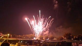Feuerwerk Hafenfest Treptow 2013 Full HD Panasonic DMC LX-7