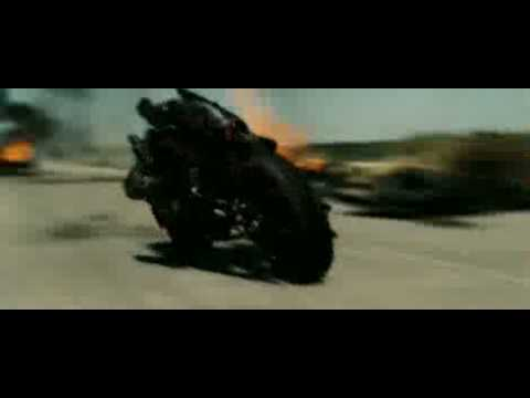 Terminator Salvation Movie trailer http://teaser-trailer.com