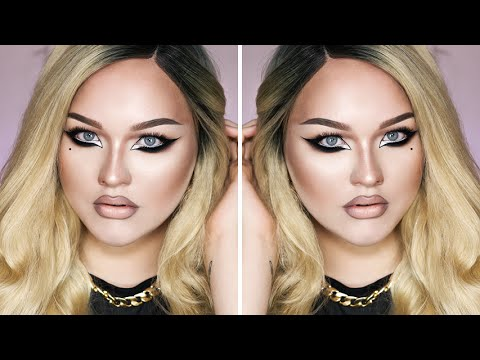 Adore Delano ⋆ Bratz Doll Halloween Makeup Tutorial