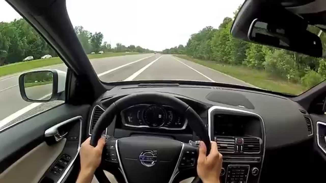 2015 Volvo XC60 T6 Drive-E Platinum - WR TV POV Test Drive - YouTube