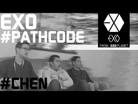 Exo - Pathcode #chen Teaser Reaction, Non-kpop Fan Reaction [hd] video