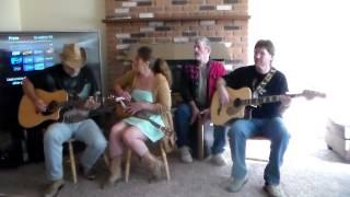 Little White Church acoustic 1-JessAnn @JessAnnLRB