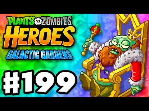Zombie King Legendary! - Plants vs. Zombies: Heroes - Gameplay Walkthrough Part 199
