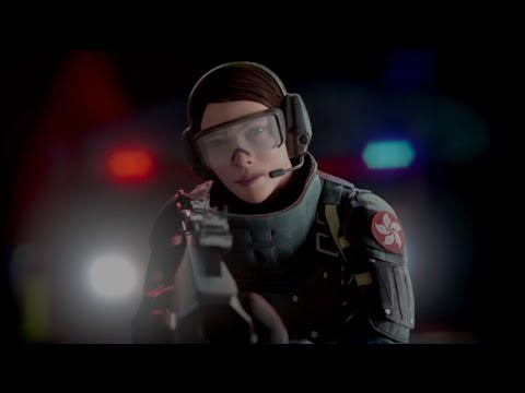 Rainbow Six Siege Official Operation Blood Orchid Trailer