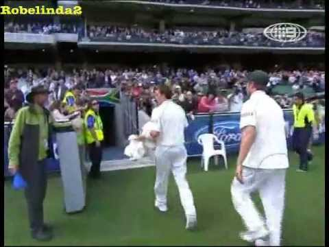 Dale Steyn 10 wickets vs Australia MCG 2008