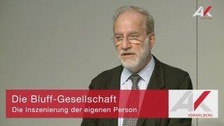 Die Bluff-Gesellschaft (Referat Psychologie)