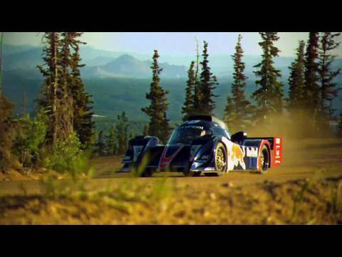 Rhys Millen's Pikes Peak World Record Attempt