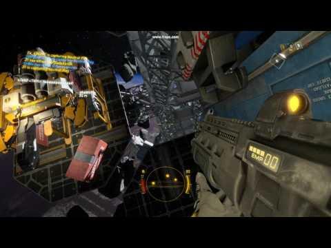Shattered Horizon pc gameplay