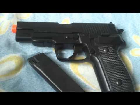 Review HFC Spring Sig Sauer P226