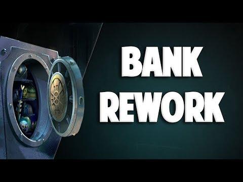 Runescape 2018 | Bank Rework Taster!