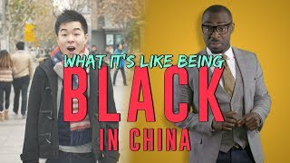 Being Black in China