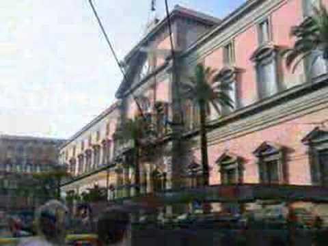 Napoli City Naples Italia Gulf Campania Italy Mediterranean European Travel by BK Bazhe.com