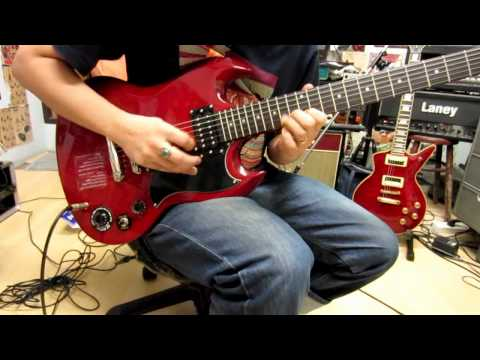 Epiphone Sg Special 2011 Guitar Demo