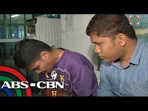 Modus Ng 'atm Ipit Pera Gang', Huli Sa Cctv video