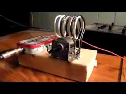 Build a CB Radio Crystal set