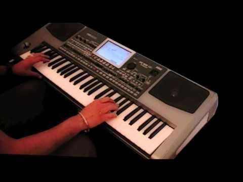tere liye-veer-zaara on keyboard