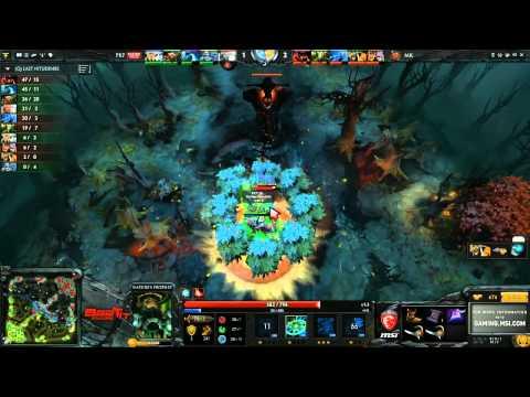 MK-SP vs Pokerface Game 1 - MSI BeatIt APAC Qualifier - @DotaCapitalist