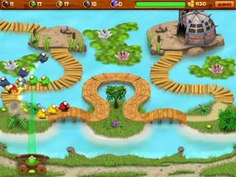 Play Птичий городок online