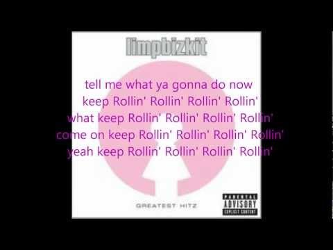 Limp Bizkit Rollin Explicit Version