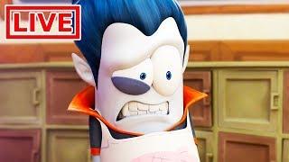 Spookiz LIVE 🔴   Livestream Cartoon   EWWW!?   스푸키즈   Kids Cartoon   Videos for Kids