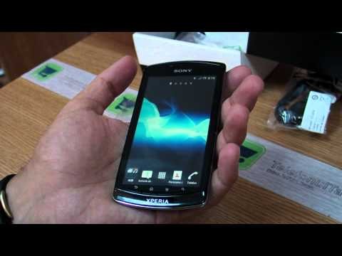 Sony Xperia Neo L  review HD ( in ROmana) - www.TelefonulTau.eu -