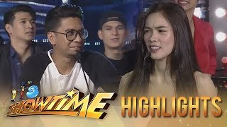 "It's Showtime PUROKatatawanan: ""Ate Girl"" Jackque joins the fun of PUROKatatawanan"