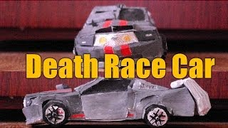 Death Race Car =Look What My Friend Did=