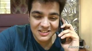 Best Old video Ashish chanchlani Vs Harsh Beniwal vines compilation