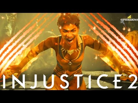 "VIXEN IS AMAZING!! - Injustice 2 ""Vixen"" Gameplay (Online Ranked)"