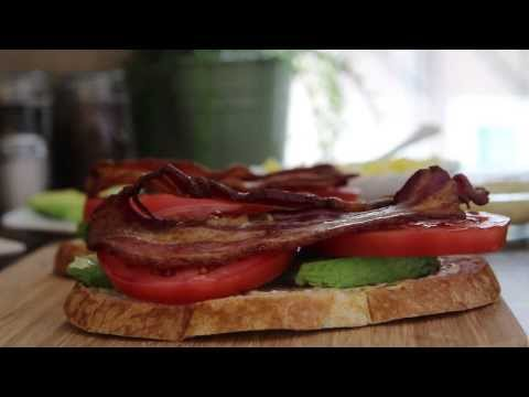 Breakfast Recipe - How to Make Breakfast Sandwiches