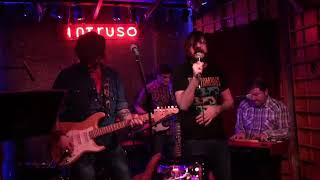 Adam Levy & The Brass Buttons & German Salto - When your well runs dry (Madrid, 02/02/2019)