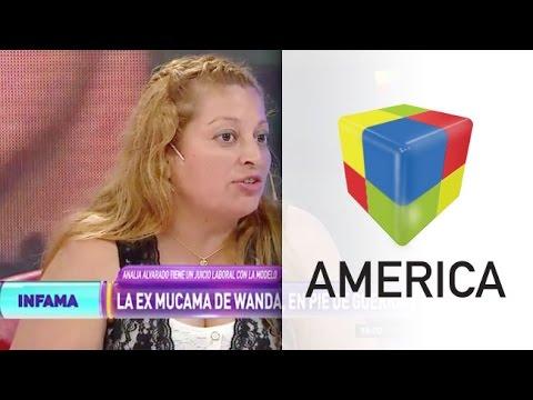Wanda Nara contestó a las acusaciones de su ex mucama