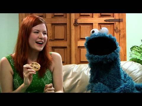 Sesame Street & The Origin Of Om Nom Nom Nom video